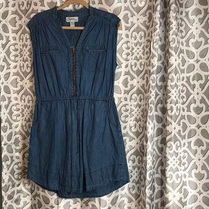 Jean dress size XL